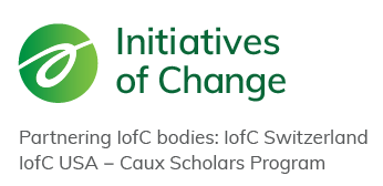 IofC logo with partners