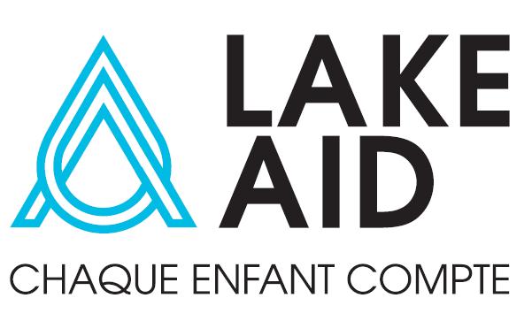 Lake Aid logo