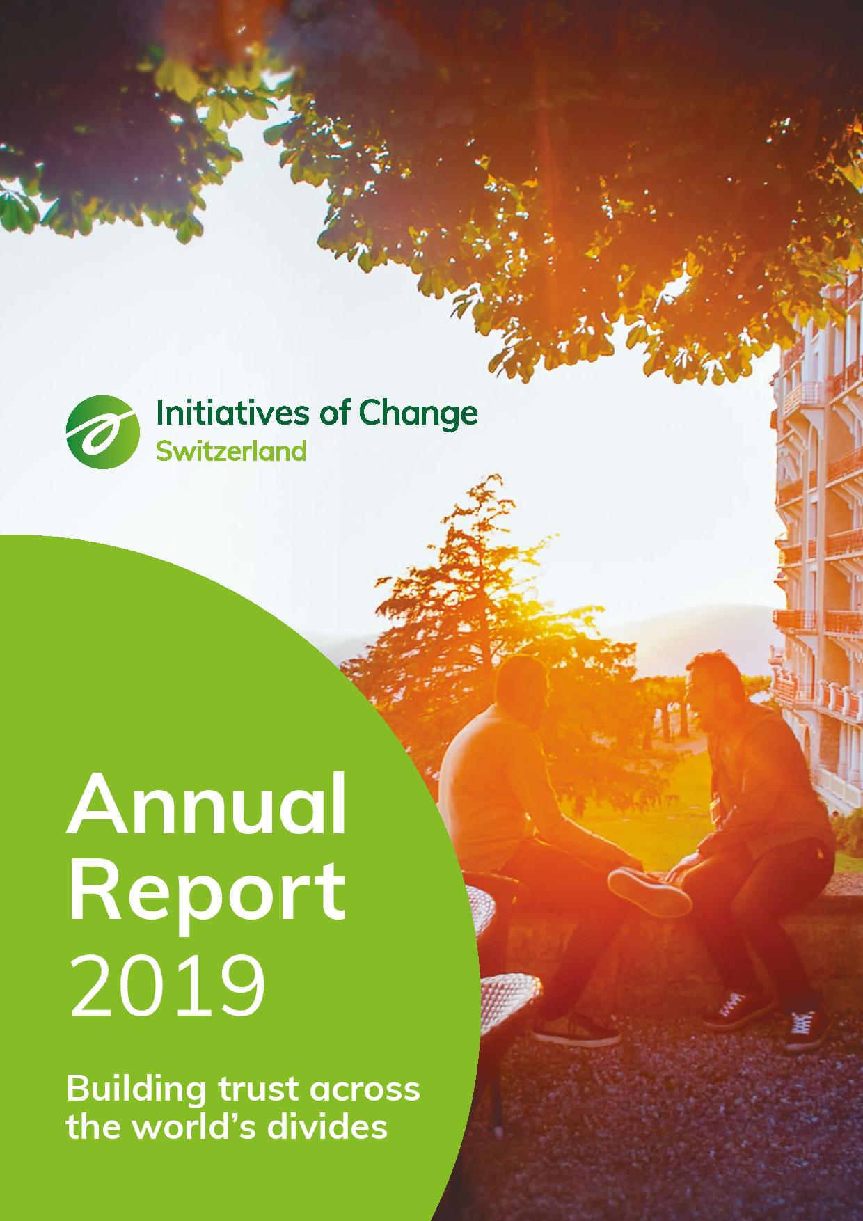 Annual Report cover 2019 EN