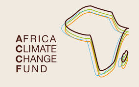 Africa Climatme Change Fund logo