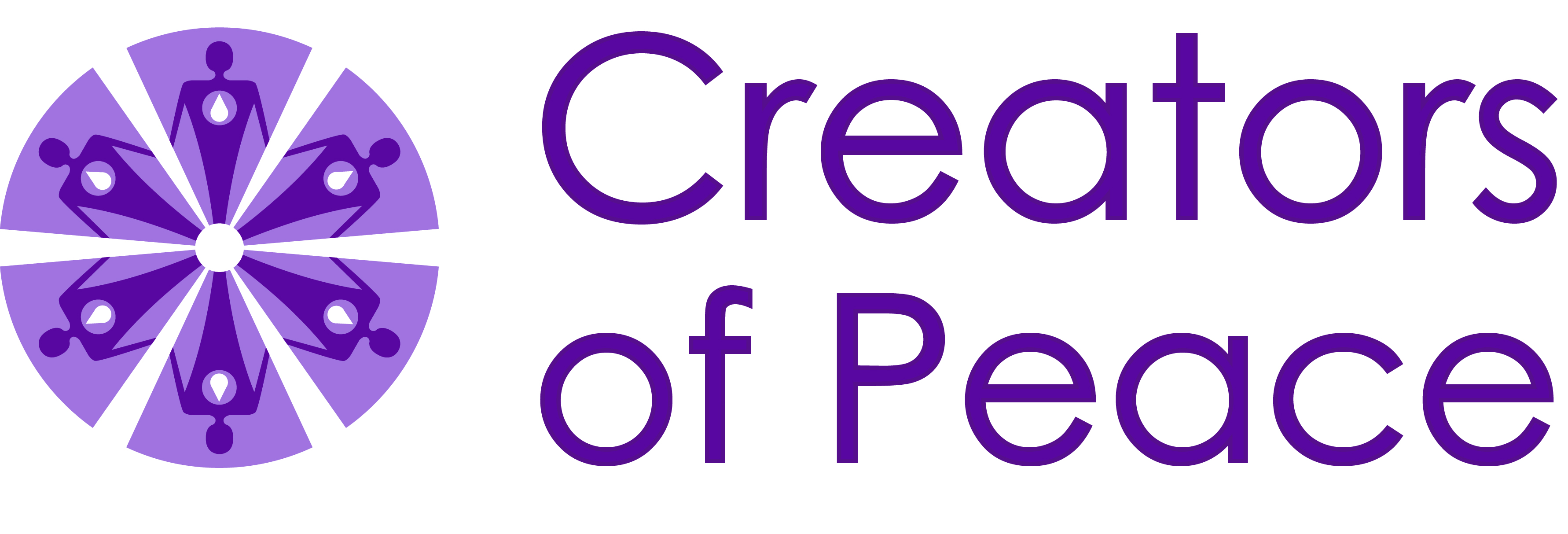 Creators of Peace logo