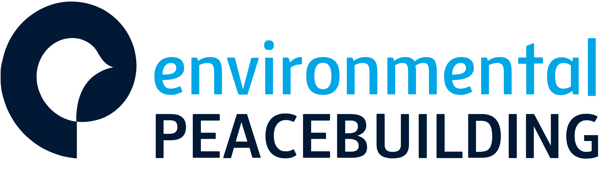 Environmental Peacebuilding logo