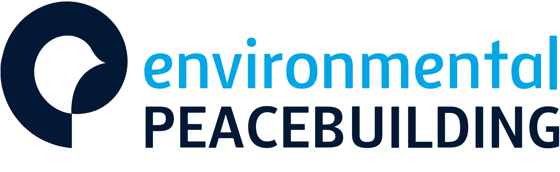 Environmental Peacebuilding logo