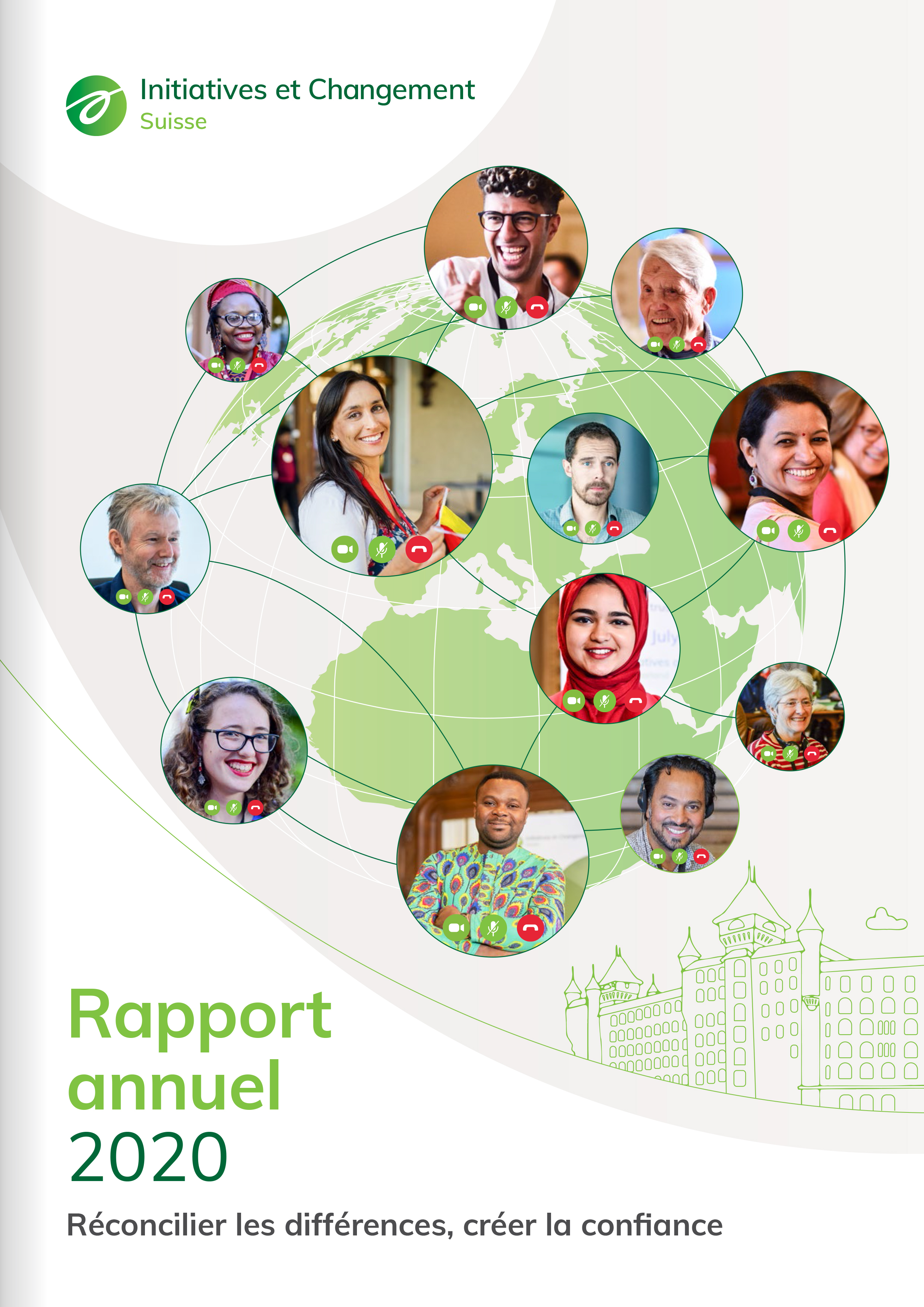 Annual Report FRE cover
