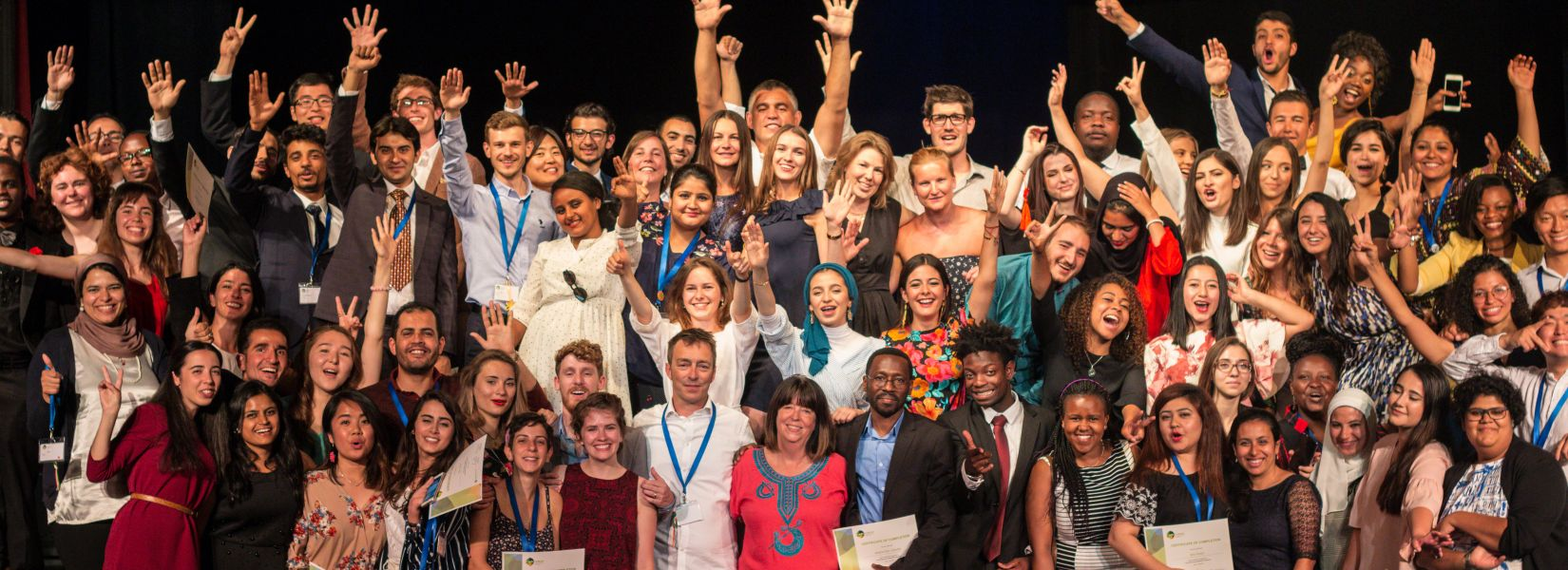 Caux Peace and Leadership Programme 2018