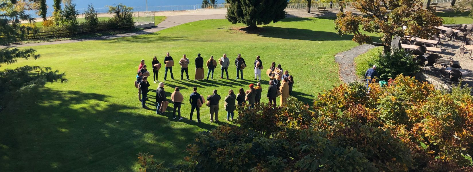 CCHN training circle outside cropped