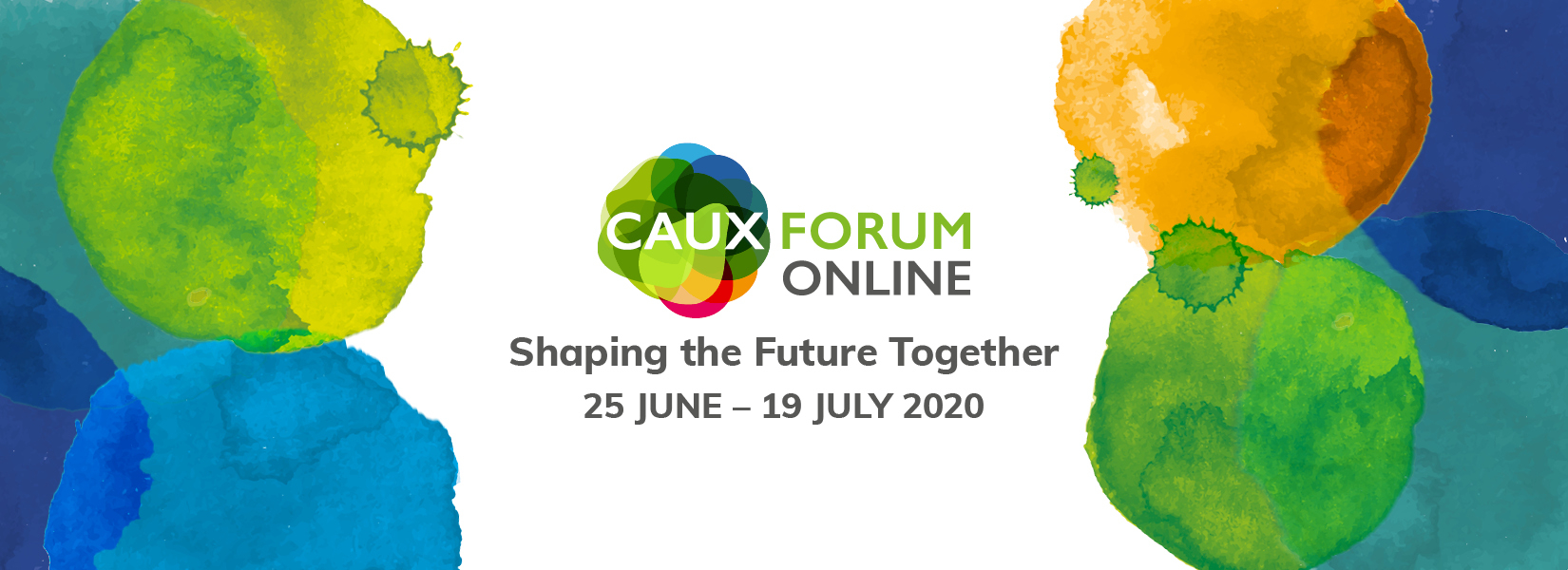 Caux Forum Online 2020 general slider
