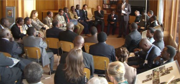 Burundi talks in Caux