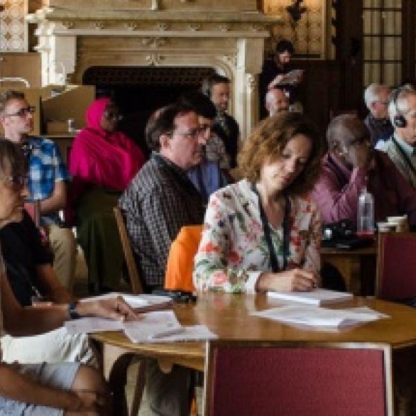 CDLS 2017 audience