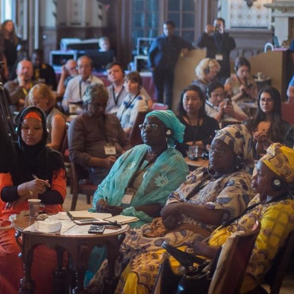 Femmes du Mali, JGHS 2019