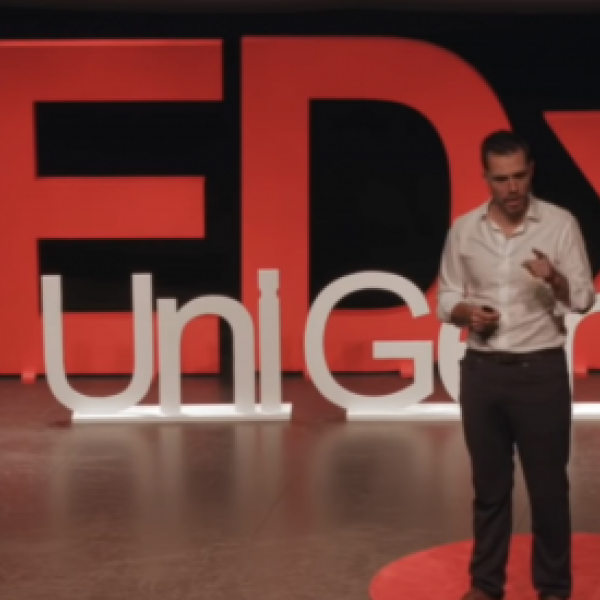 Rainer Gude TEDx talk 2019