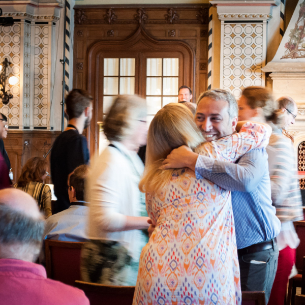 "Weekend with ""Friends of Caux"" Association: 18 - 19 April, 2015"