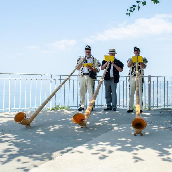 Dolce Riviera 2020 alp horns