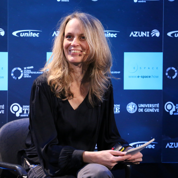 Annika Hartmann e-space masterclass Nov 2020