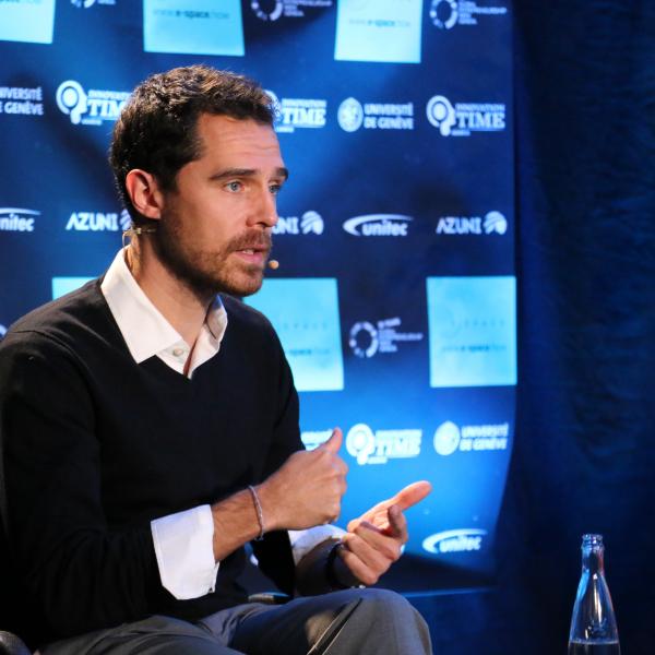 Rainer Gude e-space conference Nov 2020