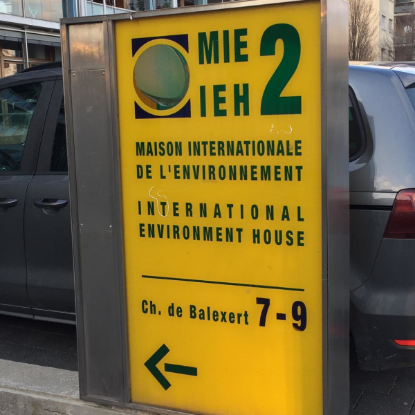 IofC Switzerland new address Geneva sign square