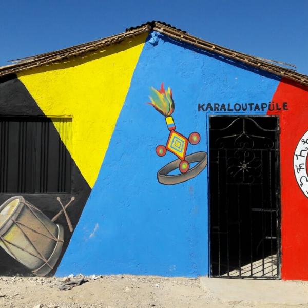 CL Maria Romero Project Colombia hut