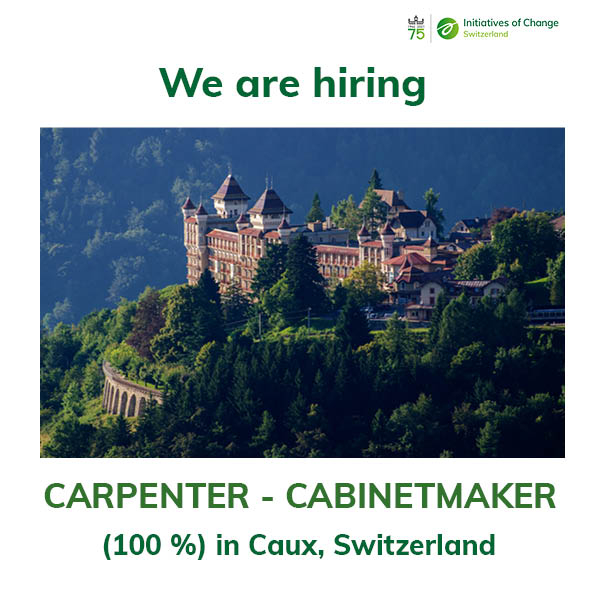 We are hiring EN Carpenter