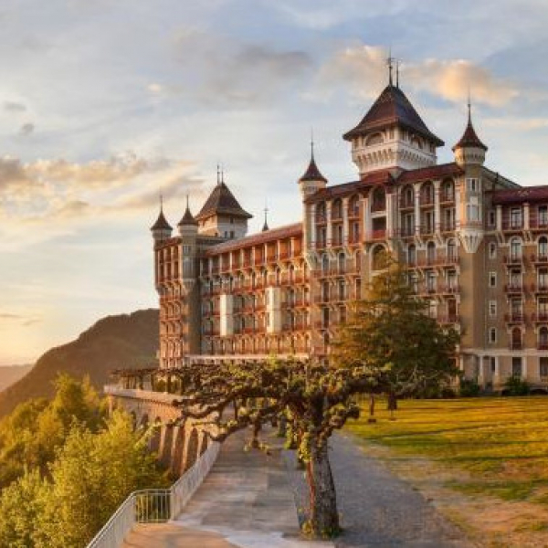 Caux Conference and Seminar Centre_Caux Palace_square