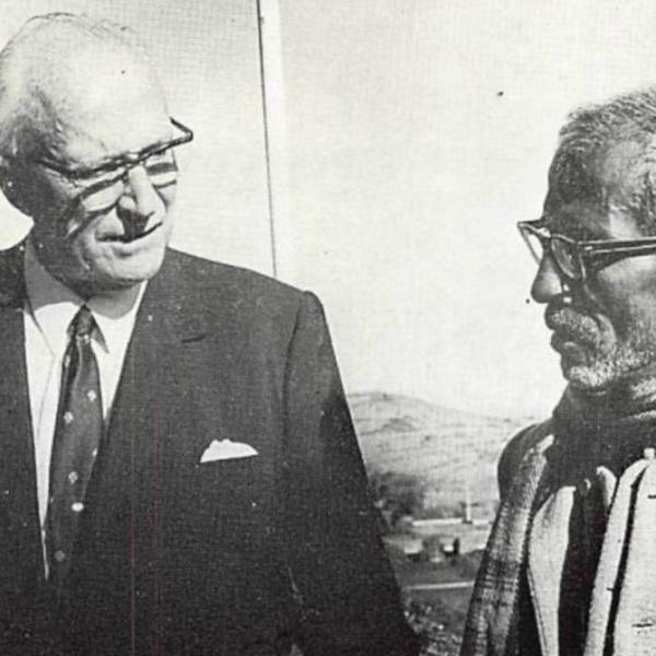 Robert Carmichael and Indian