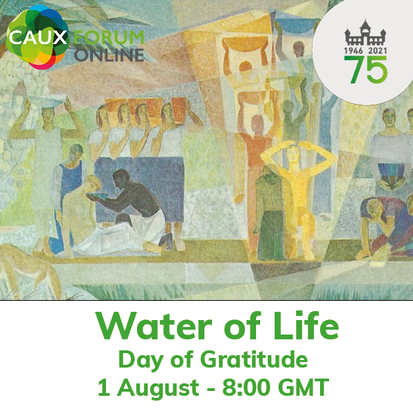 Day of Gratitude Water of Life square