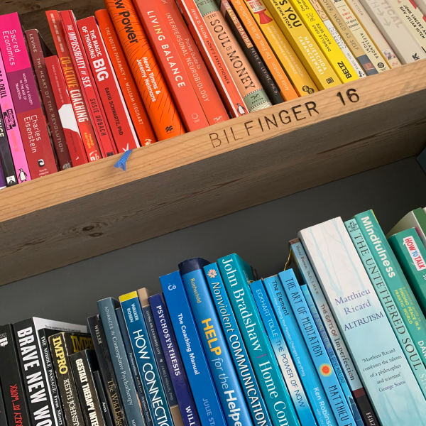 Books for changemakers