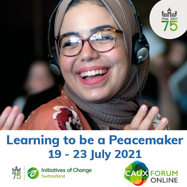 Learning to be a Peacemaker 2021 square