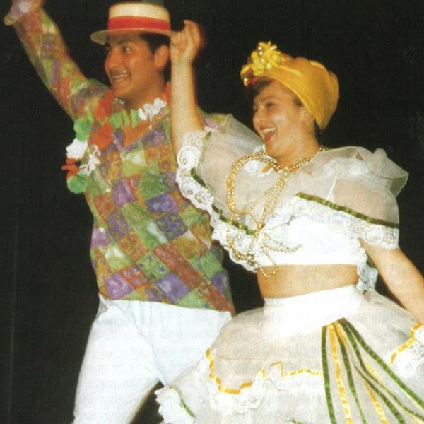 Ismar and Fabiana Villavicencio credit T Hazell