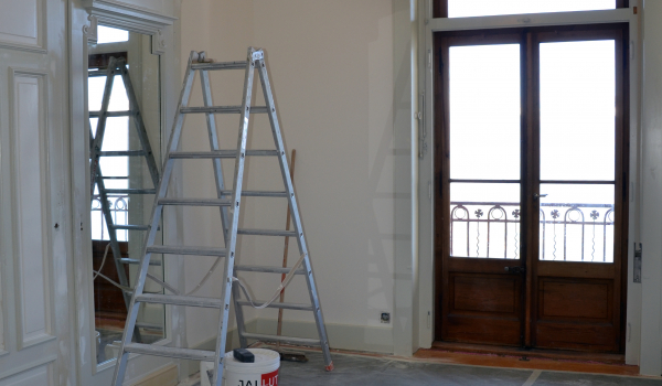 Caux Palace - Maintenance of a room