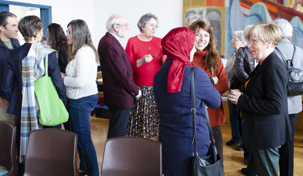 Amis de Caux April 2019