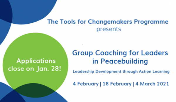 T4C Group Coaching for Leaders event teaser