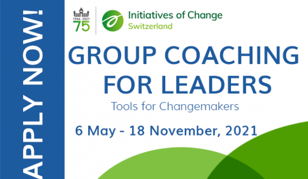 Group Coaching for Leaders 2021